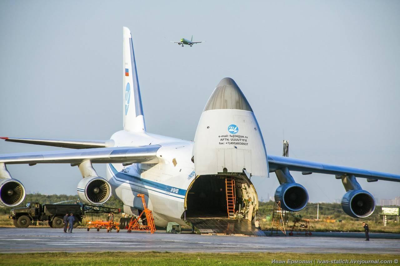 """Транспортный самолет ан-124 """"руслан"""": описание, технические характеристики, производитель и эксплуатанты"""