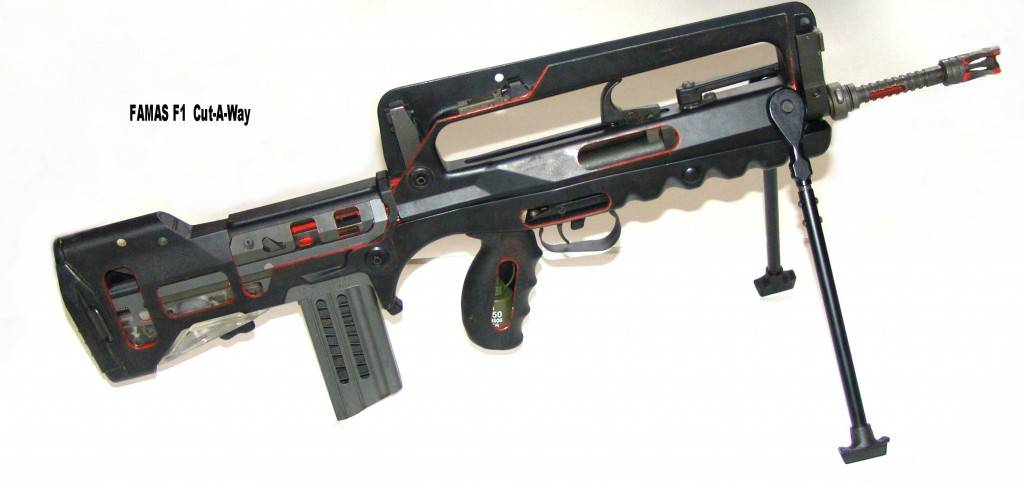 Штурмовая винтовка fa mas g2