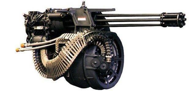 Зарисовки из истории многоствольных пулемётов. совместная статья pipl xavaet и bobberru