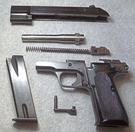 Mab modele d пистолет — характеристики, фото, ттх
