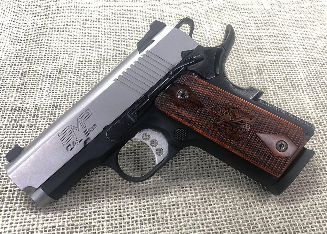 Пистолет springfield armory gi .45