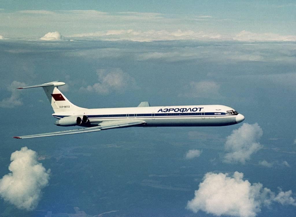 Ил-86 — первый в истории ссср широкофюзеляжный авиалайнер для пассажирских перевозок