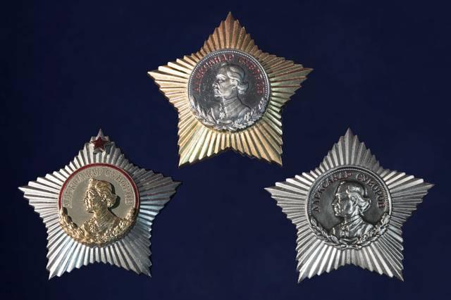 К 70 летию учреждения медалей великой победы
