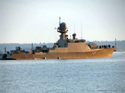 Малые артиллерийские корабли проекта 21630 — википедия