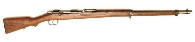 Тип 38 (карабин) википедия