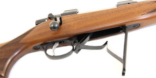Cz 557 lux - новая модель чешской магазинной винтовки