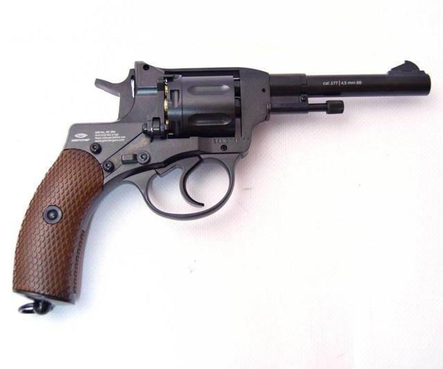 Пистолет zigana t