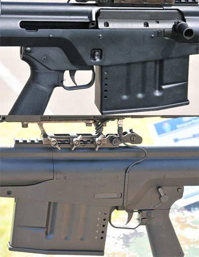 Снайперская винтовка лобаева