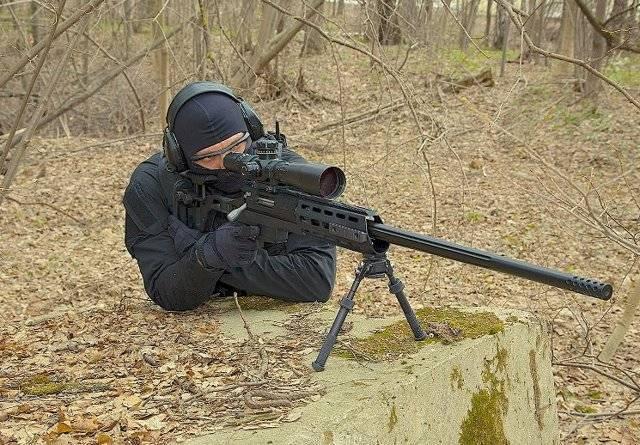 Свлк-14с сумрак - самая дальнобойная снайперская винтовка в мире, которая изобретена в россии и стреляет на 4 000 метров
