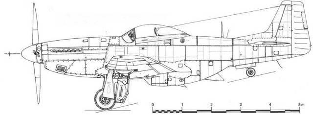 North american p-51 mustang — википедия с видео // wiki 2