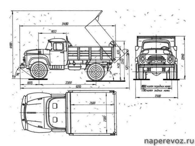 ЗиЛ-130 – более полувека на службе