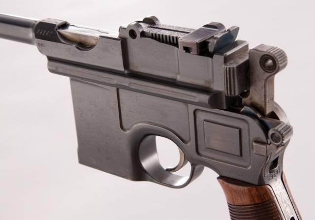 «маузер»: культовый пистолет в россии | русская семерка