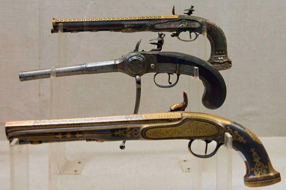 Мушкет — силы пехоты и оружие бравых солдат