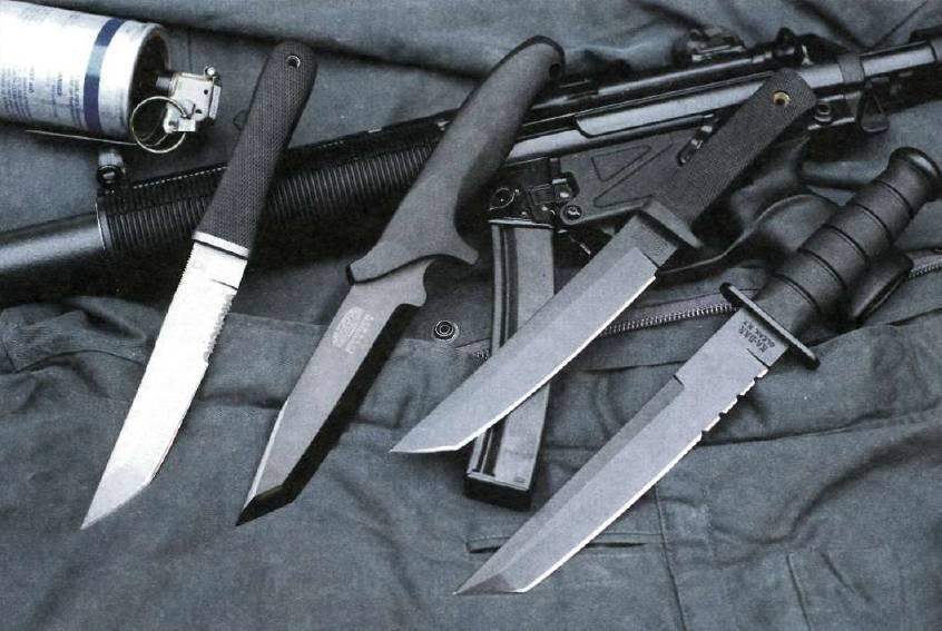 Нож складной спецназ