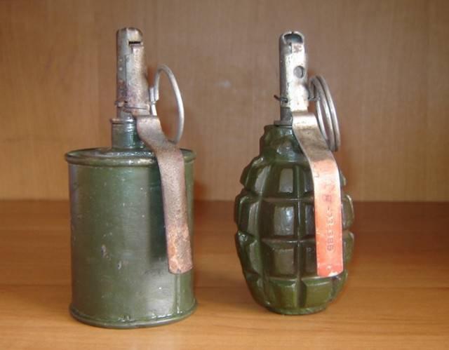 РГД-33 – граната двойного назначения