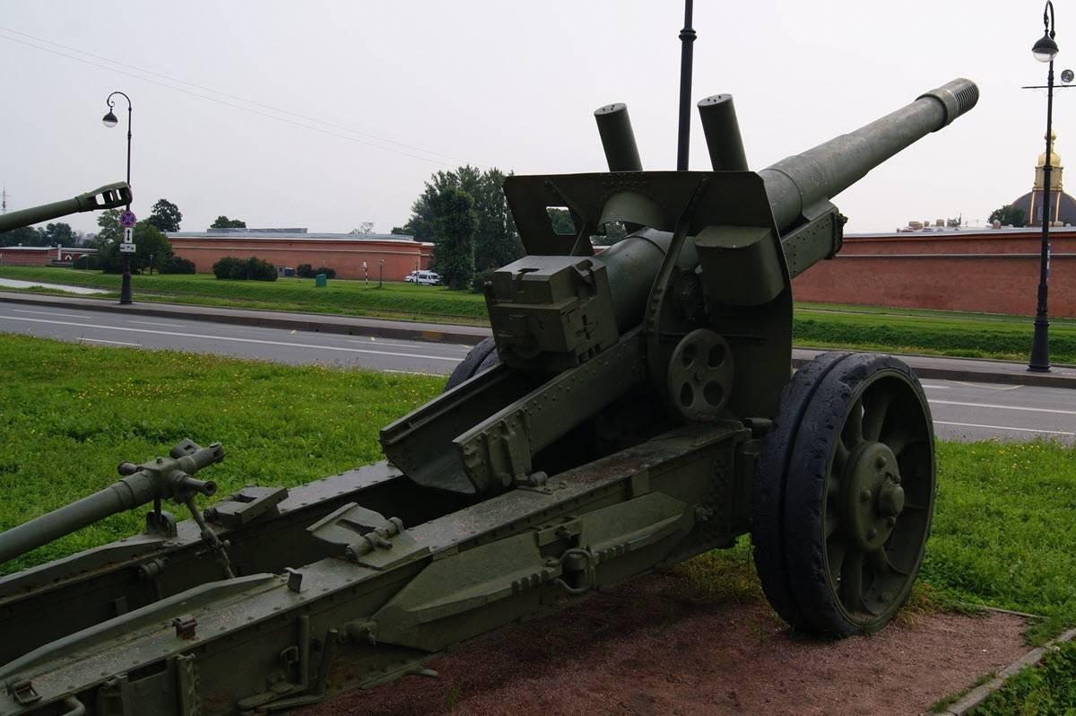 152-мм гаубица-пушка образца 1937 года (мл-20)
