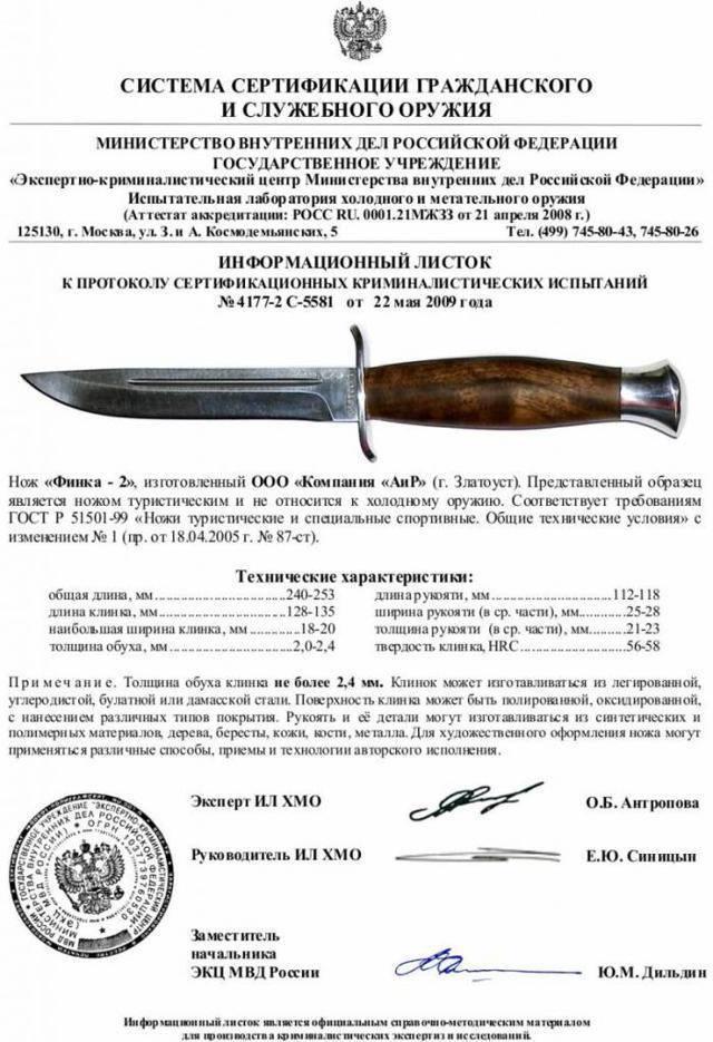 Ножи охотничьи – история с древних времён до современности