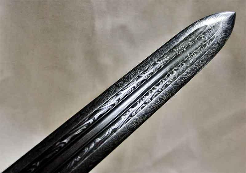 Как делали мечи русских воинов