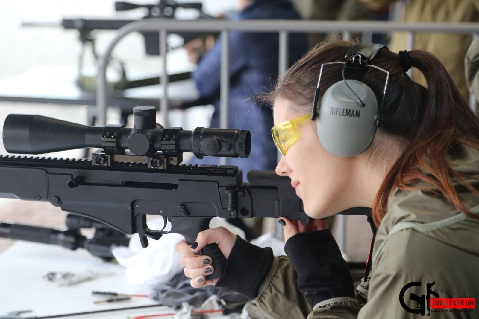 Оружие путина: свч — снайперская винтовка, которую проверил лично президент