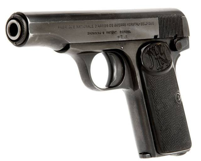 Fn browning bda пистолет — характеристики, фото, ттх