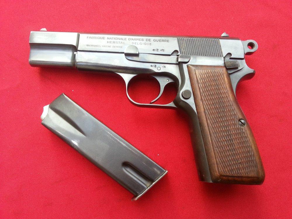 Franz stock 7,65 пистолет — характеристики, фото, ттх