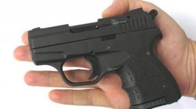 """""""оса"""" - пистолет травматического действия"""