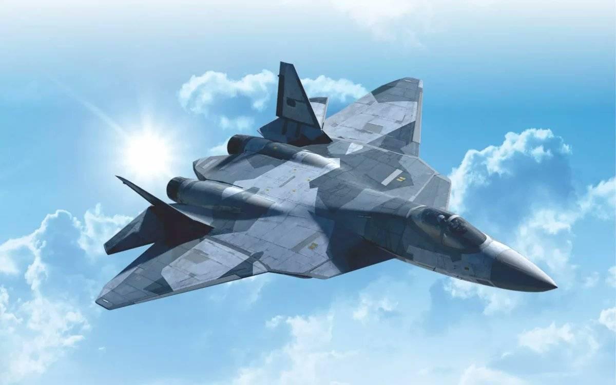 Су-57 (пак фа т-50)