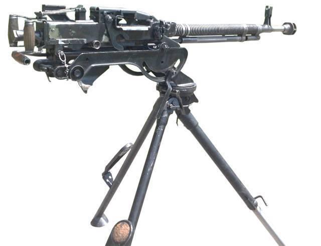 Пулемет нсв утес крупнокалиберный: характеристики (ттх), калибр 12,7, видео, фото | криминальные авторитеты воры в законе |