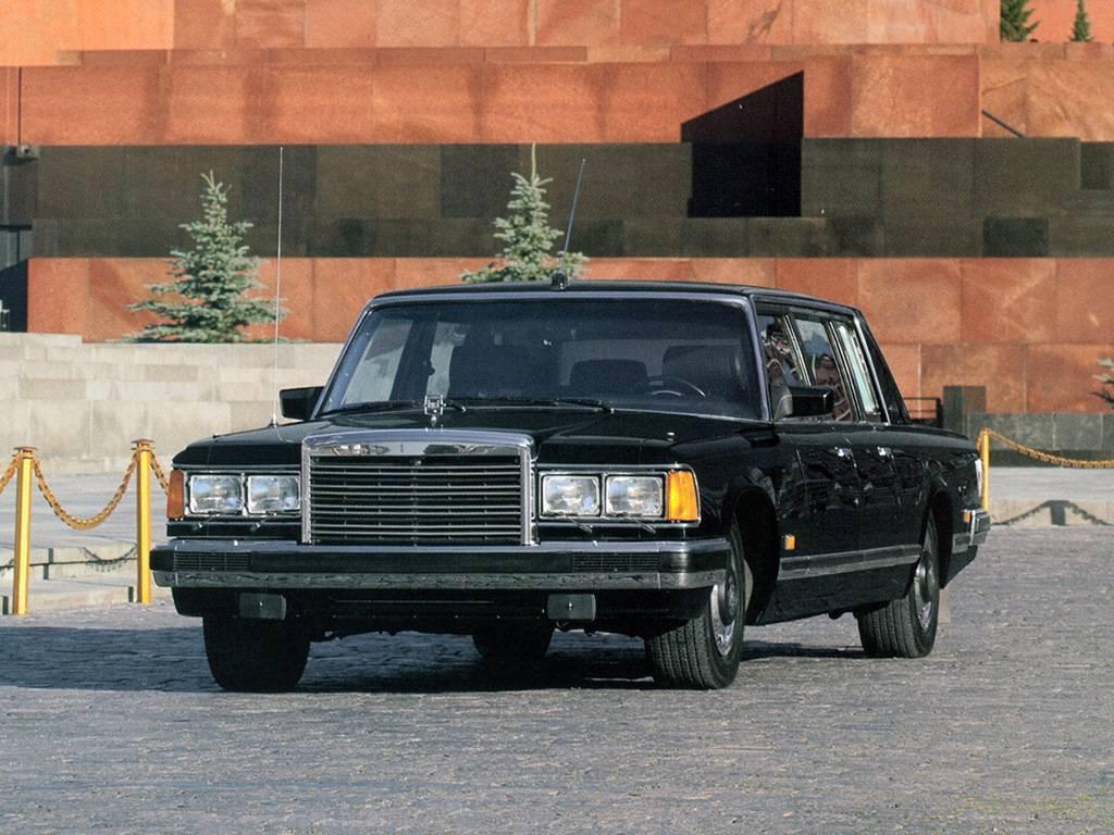 Зил-4104: технические характеристики, тип кузова, годы выпуска