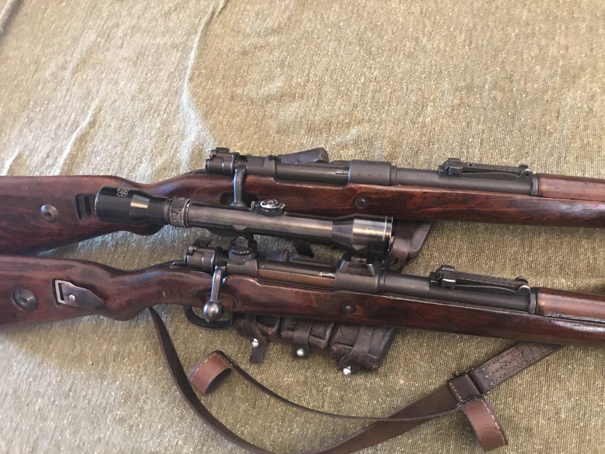 Mauser 98 — википедия. что такое mauser 98