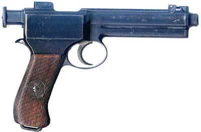 Пистолет steyr m