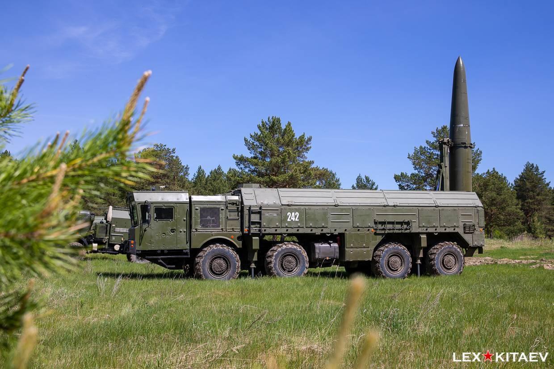 Российская армия полностью завершила перевооружение ракетными комплексами «искандер»
