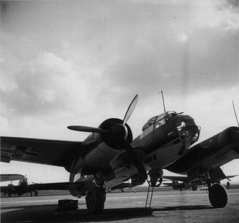 Юнкерс ju-86