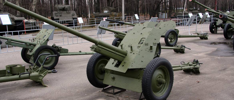 45 мм противотанковая пушка образца 1942 года (м-42) википедия
