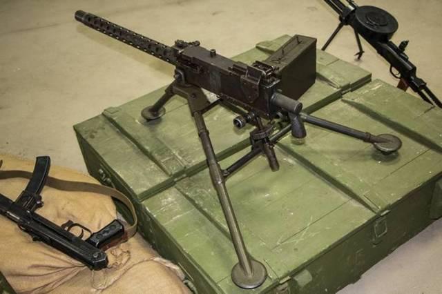 Браунинг М1919 – старожил армии США