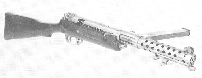 Пистолет-пулемёт lanchester википедия
