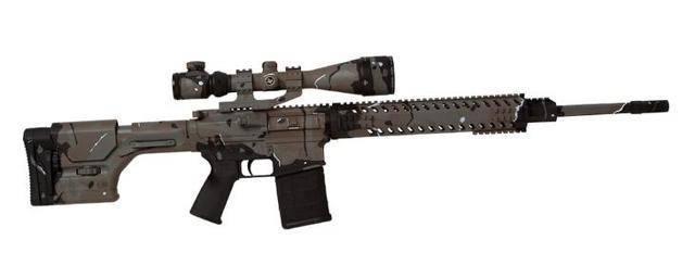 Штурмовая винтовка Remington ACR