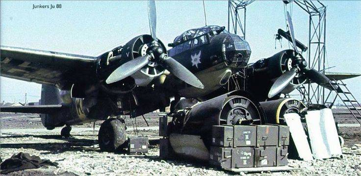 Junkers ju 87 — википедия с видео // wiki 2