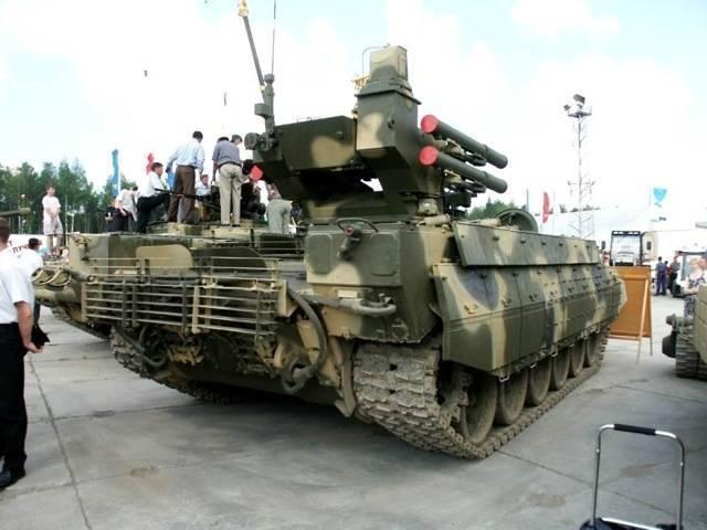 Терминатор-2 (бмпт) — википедия переиздание // wiki 2