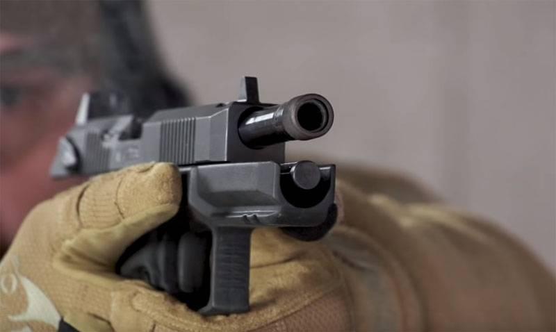 """Армия меняет калибр? чем новый пистолет """"удав"""" превосходит конкурентов"""
