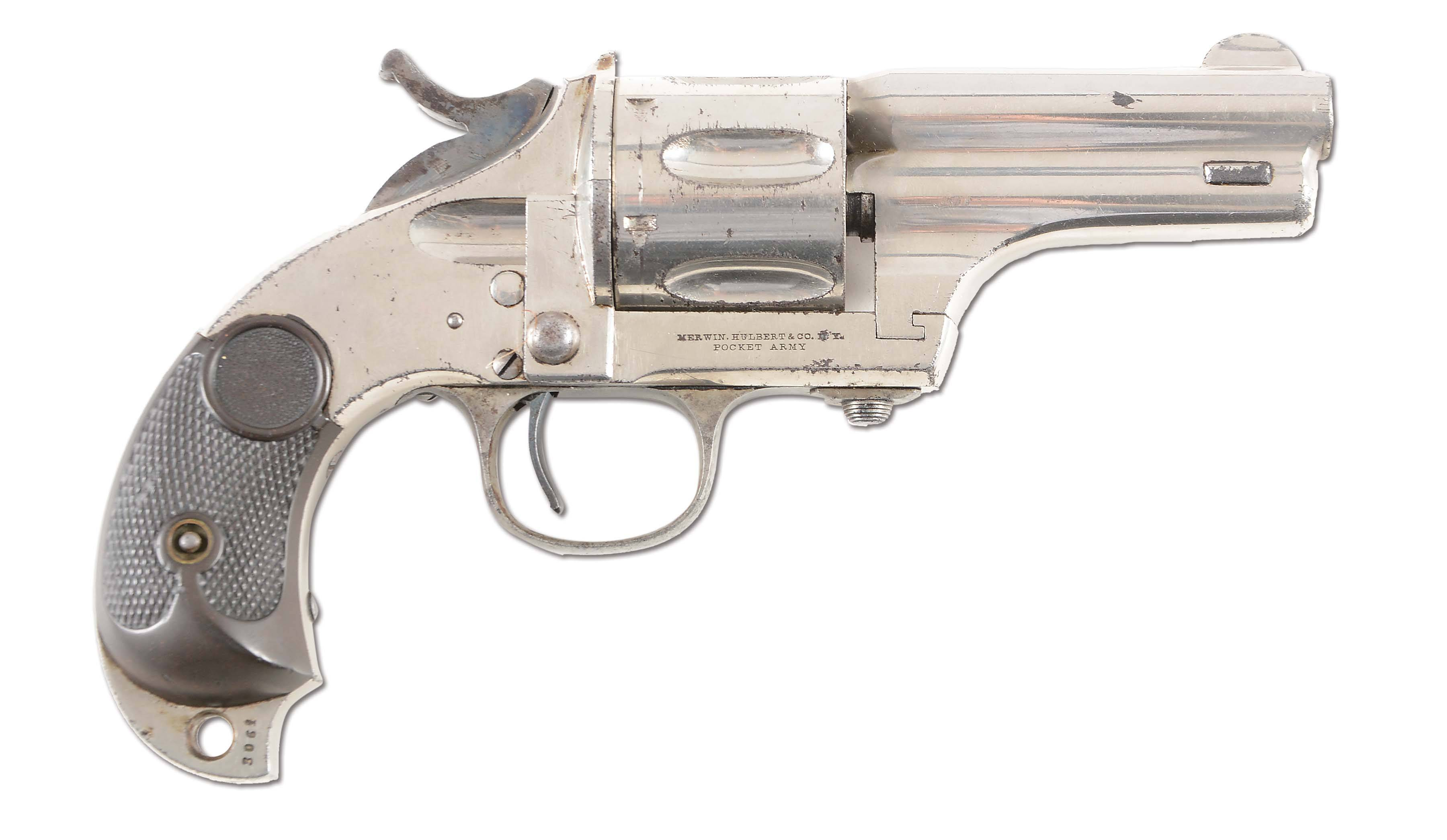 Револьверы Merwin-Hulbert