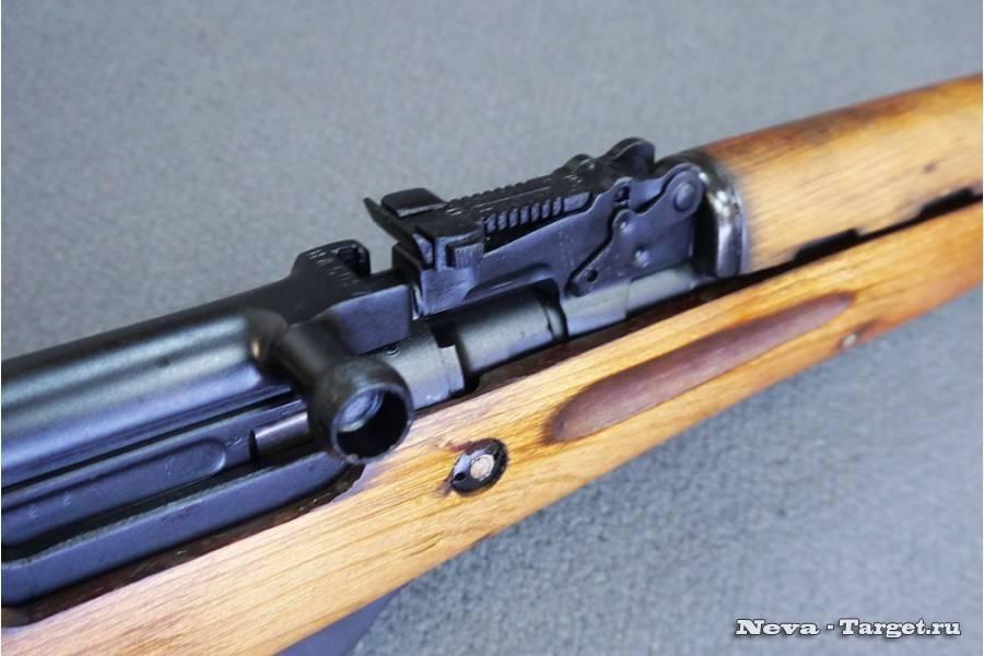 Карабин скс-сх или впо 927 охолощенное оружие — характеристики, фото, ттх