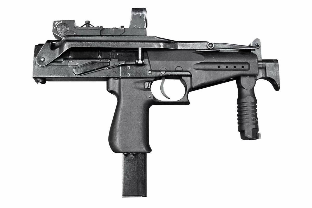 Вереск (пистолет-пулемёт) вики
