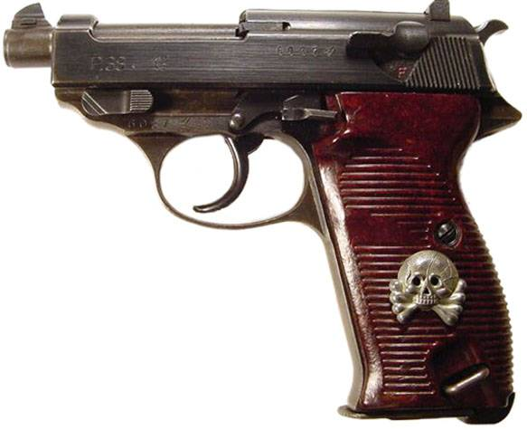 Walther p38 — википедия. что такое walther p38