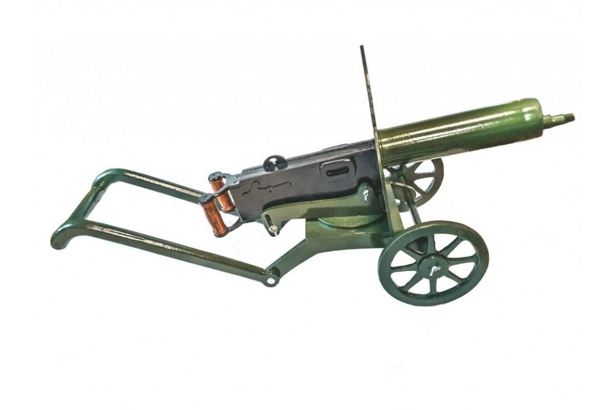 """Пулемет """"максим"""": устройство, история создания и технические характеристики"""