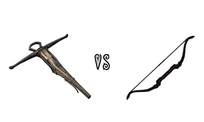 Арбалет против лука: у кого преимущество?