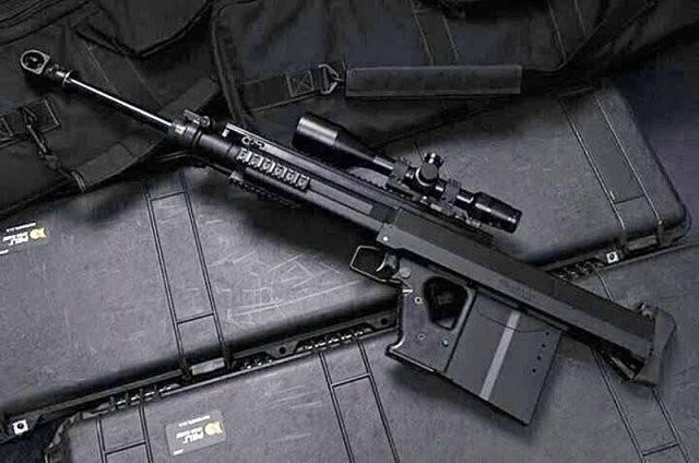 Снайперская винтовка к14