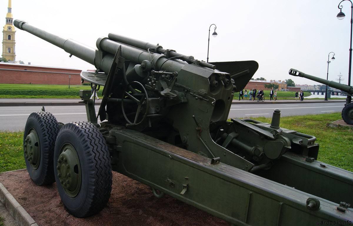 152-мм гаубица 2а65 — википедия с видео // wiki 2