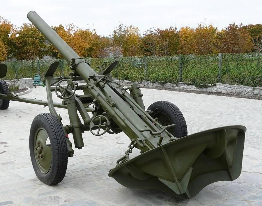 160-мм дивизионный миномёт образца 1949 года (м-160) википедия