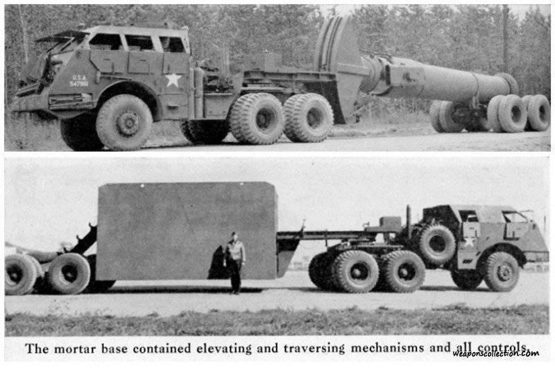 Армия сша строит пушку, которая будет стрелять на расстояние в 1000 миль (2 фото)